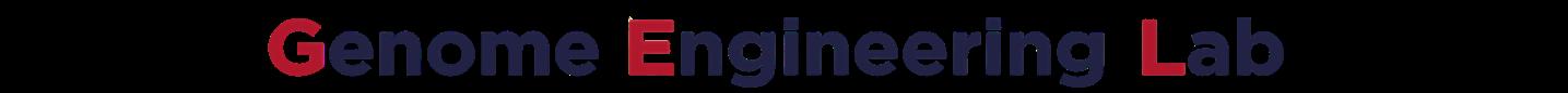 Genome Engineering Lab
