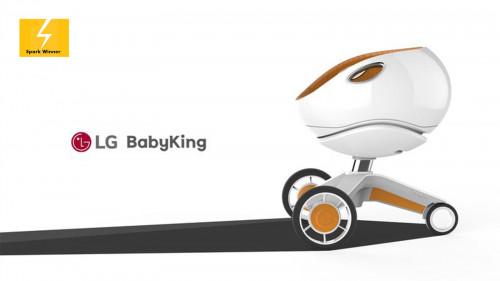 babyking with logo