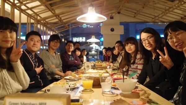 2012 Dinner