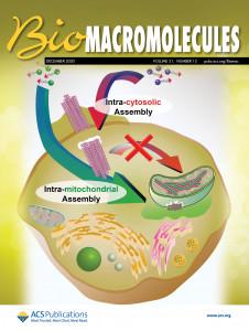 Biomacromolecules cover
