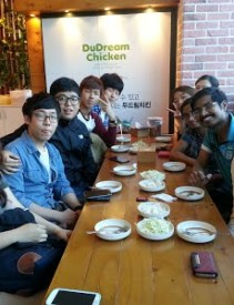 Dinner at DuDreams