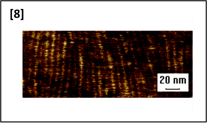 Higher Order Liquid Crystalline Structure in Low Polydispersity DEH-PPV
