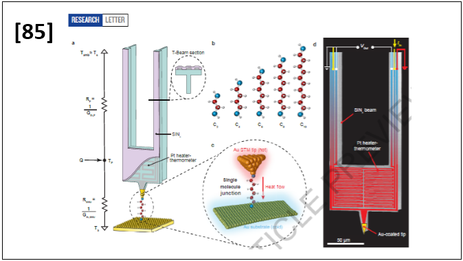Thermal Conductance of Single-Molecule Junctions