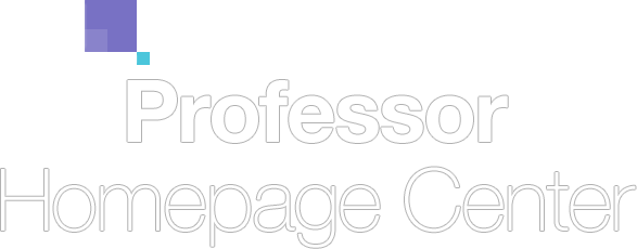 Professor Homepage Center